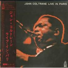 John Coltrane – Live In Paris