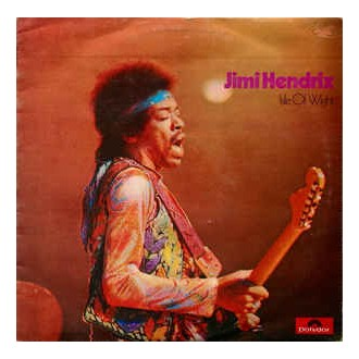 Jimi Hendrix – Isle Of Wight